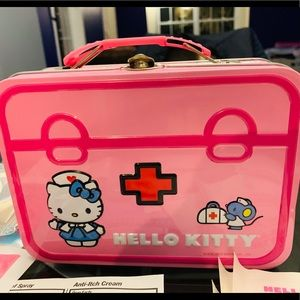Hello Kitty Lunch Box First Aid Kit